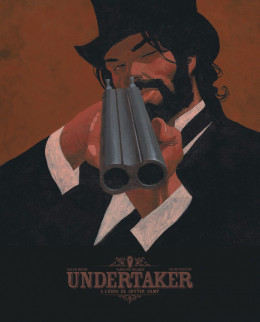 Undertaker - édition bibliophile tome 3