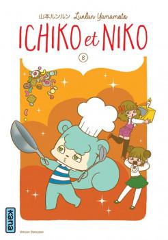Ichiko et Niko tome 8
