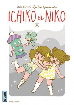 Ichiko et Niko tome 9