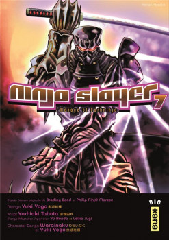 Ninja slayer tome 7