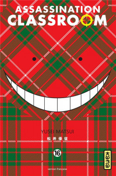 Assassination classroom tome 16