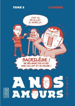 À nos amours tome 2