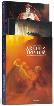 Arthus Trivium - fourreau tomes 1 et 2