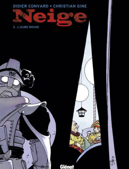 neige tome 3 - l'aube rouge