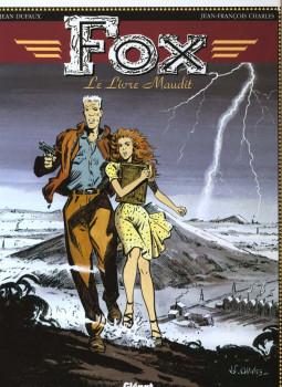 fox tome 1 - le livre maudit