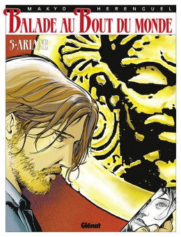 balade au bout du monde tome 5 - ariane