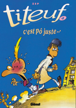 Titeuf tome 4
