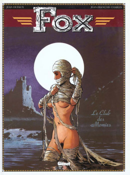 fox tome 5 - le club des momies