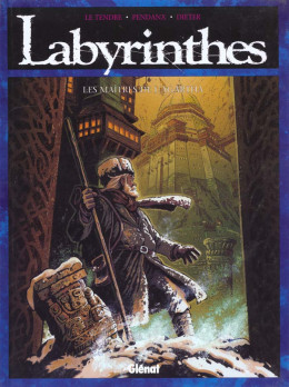 Labyrinthes tome 4 - les maîtres de l'agartha