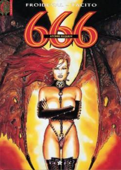 666 tome 5 - atomik requiem