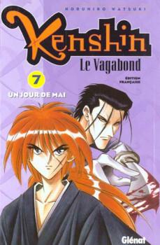 kenshin le vagabond tome 7 - un jour de mai