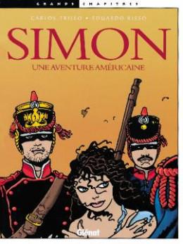 simon ; une aventure américaine