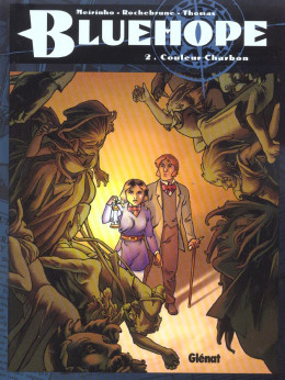 Bluehope tome 2 - couleur charbon