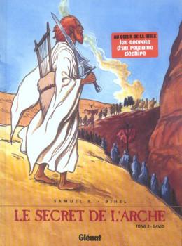 le secret de l'arche tome 2 - david