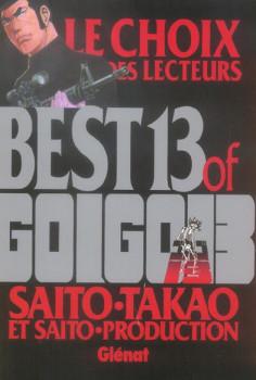 best 13 of golgo 13 ; le choix des lecteurs