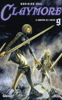 Claymore tome 9