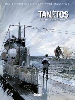 tanâtos tome 3 - le mystère du lusitania