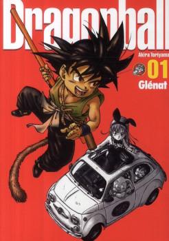 dragon ball tome 1 - perfect edition