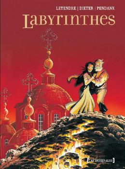 labyrinthes - intégrale tome 1 à tome 4
