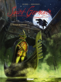 saint-germain tome 2 - le marquis de l'ombre