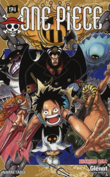 one piece tome 54 - inarrêtable
