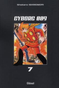 cyborg 009 tome 7
