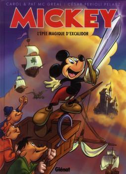 Mickey ; l'épée magique d'Excalidor