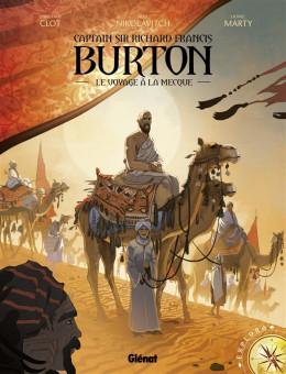 Burton tome 2 - le voyage à La Mecque