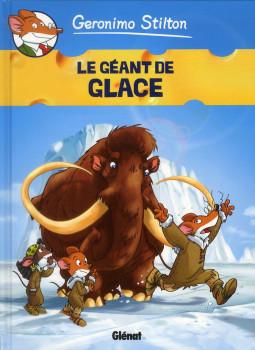 Géronimo Stilton tome 5 - le géant de glace