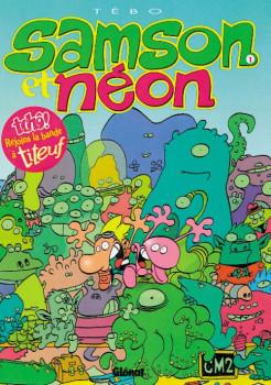 Samson et Néon tome 1 - 4,99 €
