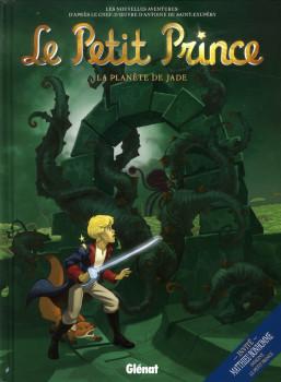 le petit prince tome 4 - la planète de Jade