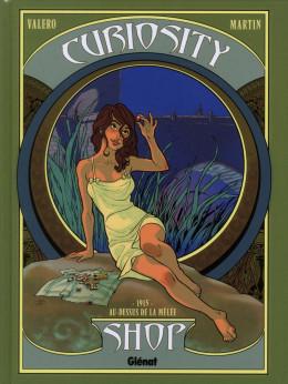 curiosity shop tome 2 - 1915 - au dessus de la mélée