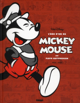 l'âge d'or de Mickey Mouse tome 2 - 1938-1939