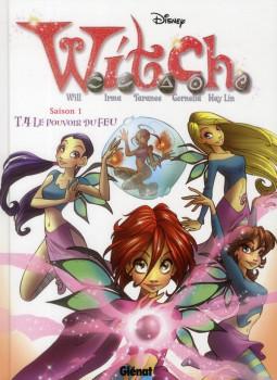 Witch tome 4 - le pouvoir du feu