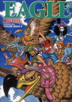 one piece color walk tome 4