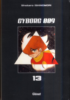 cyborg 009 tome 13