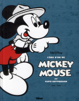 l'âge d'or de Mickey Mouse tome 5 - 1942-1944