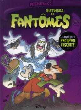 Histoires de fantômes tome 1