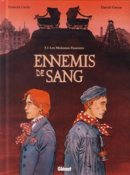 ennemis de sang tome 1 - moissons funestes