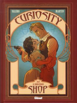 curiosity shop tome 3 - 1915 - le moratoire