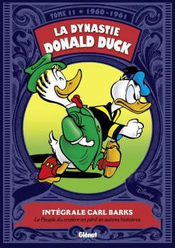 la dynastie Donald Duck tome 11 - le peuple du cratère en péril et autres histoires