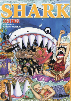 One piece color walk tome 5