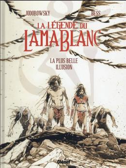 La légende du lama blanc tome 2