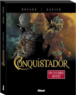 Conquistador coffret tomes 1 et 2
