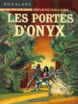 Roxalane tome 4 - Les portes d'Onyx