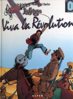 Les gringos tome 1 - viva la revolution