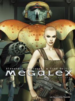 megalex tome 1 - l'anomalie