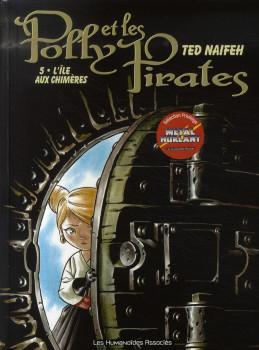 polly et les pirates tome 5 - l'île aux chimères