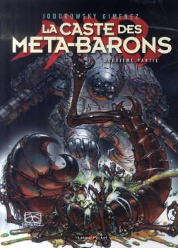 la caste des méta-barons - intégrale tome 2 humano pocket