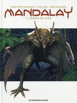 Mandalay tome 4